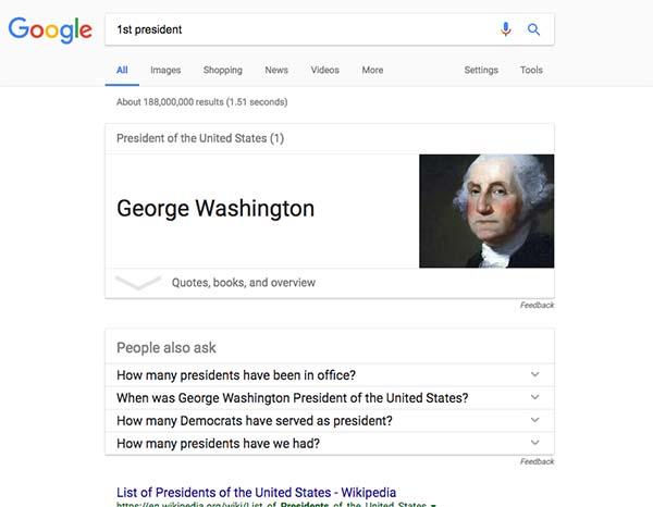 google-knowledge-box