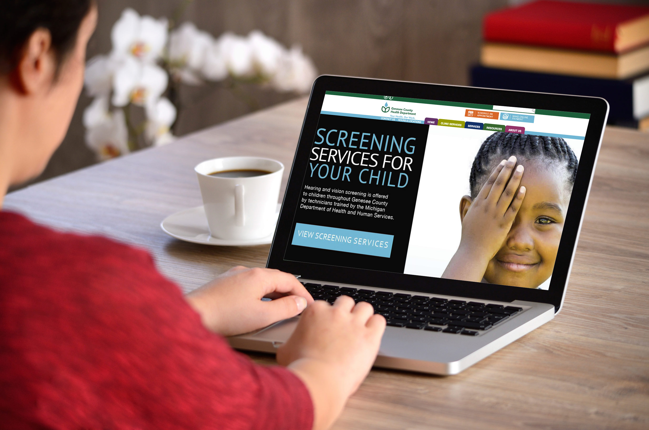 Image Of The Complete Eye Care Digital Marketing Project